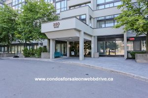Platinum Condos on Webb Drive