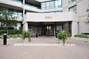 Pheonix Condos at 550 Webb Drive